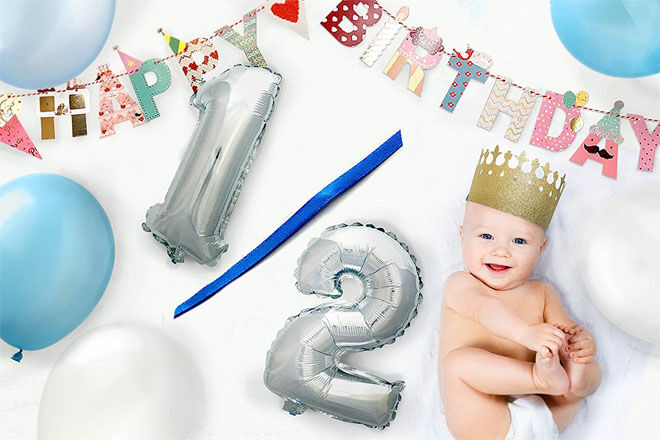 6 Cute Ways To Celebrate Babys Half Birthday