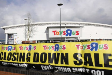 Toys R Us Closing Down Sale