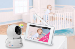 VTech vm9900 Pan Tilt video monitor