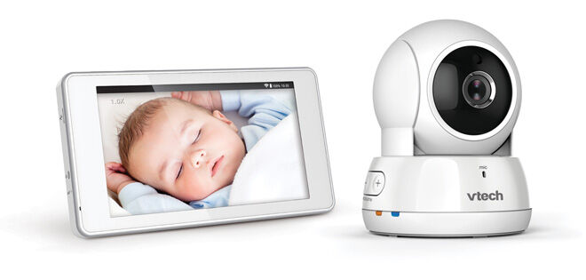 Vtech 9900 pan tilt video monitor