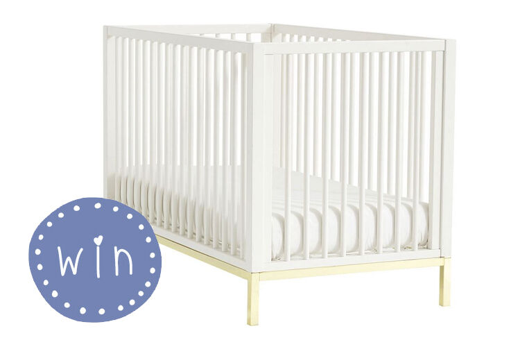 Win a Pottery Barn Kids Cot