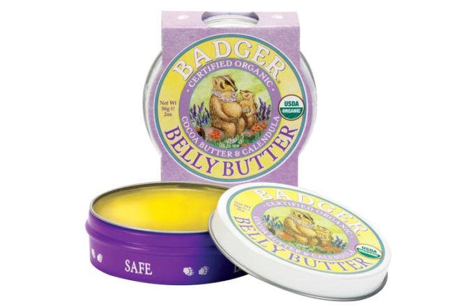 Badger Balm Mum Care Belly Butter