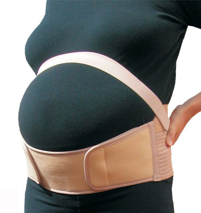BodyAssist Elastic Maternity Support Belt