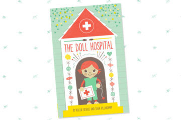 The Doll Hospital by Kallie George and Sara Gillingham