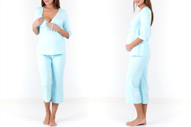 Dote maternity sleepwear Nursing Pyjama Set