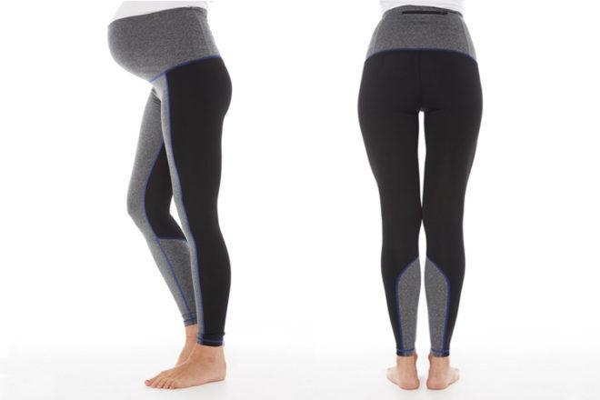 ENJI Activewear maternity tights