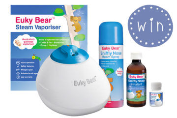 Euky Bear Steam Vaporiser