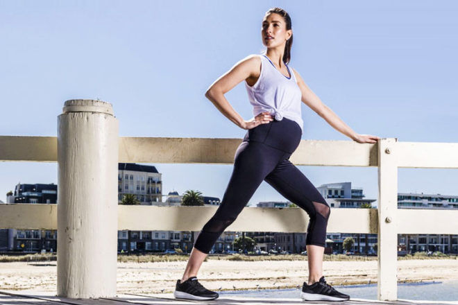 Best maternity activewear | Mum's Grapevine