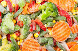 Listeria frozen vegetable recall Australia