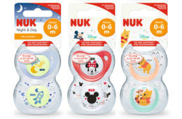 NUK cleansing cases