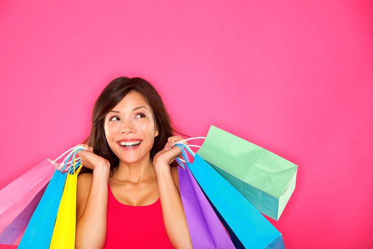 Shopping Bag Sale