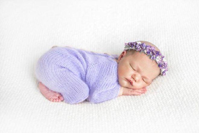 Spring inspired baby names