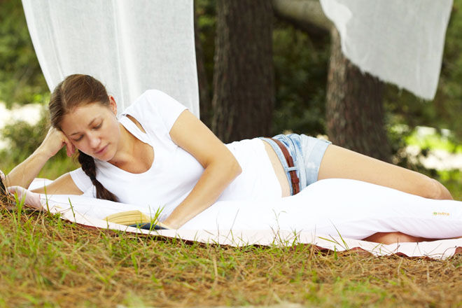 Tetra organic body and pregnancy pillow