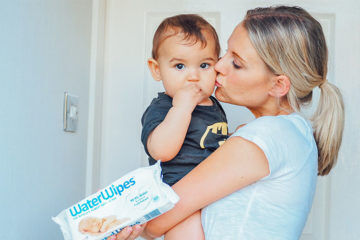 WaterWipes to help eczema