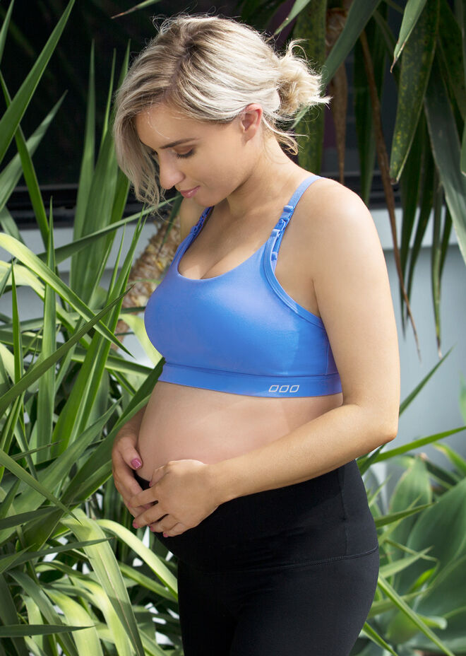 Best Maternity Sports Bra: Lorna Jane