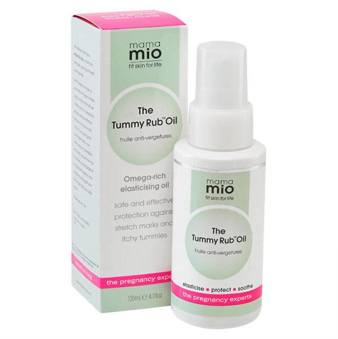mama mio The Tummy Rub Oil for stretch marks