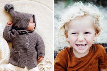 Baby Arnhem Oak Davis