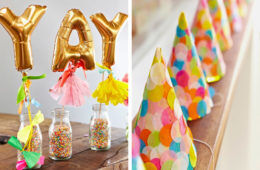 Sprinkle baby shower theme hundreds and thousands