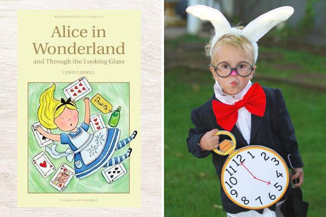 10 classic Book Week Costumes, White Rabbit | Mum's Grapevine