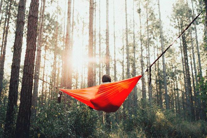 Alton Goods ultralight camping hammock