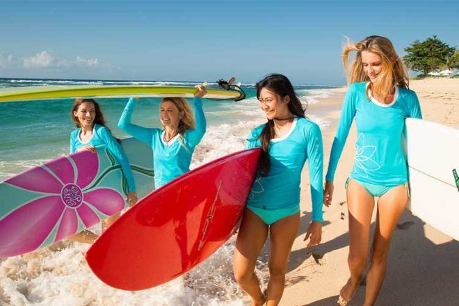 Surf Goddess Retreat Bali
