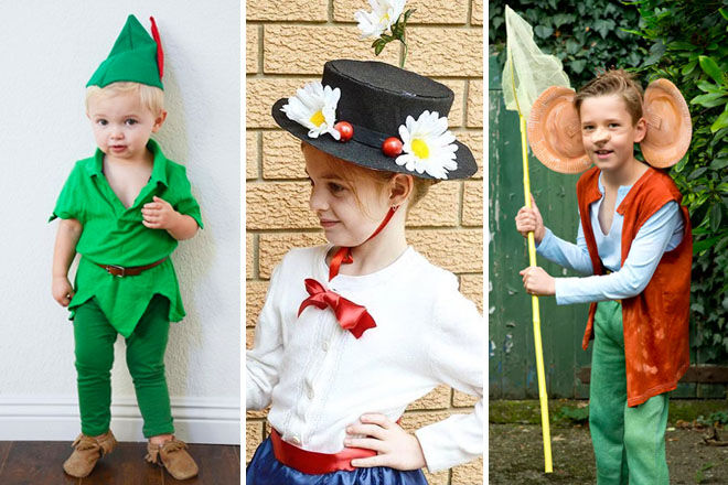 10 classic DIY costumes for Book Week  sc 1 st  Mumu0027s Grapevine : book week costumes ideas  - Germanpascual.Com