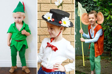10 classic costumes for Book Week | Mum's Grapevine