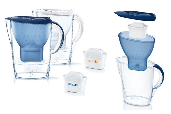 BRITA water filter save money