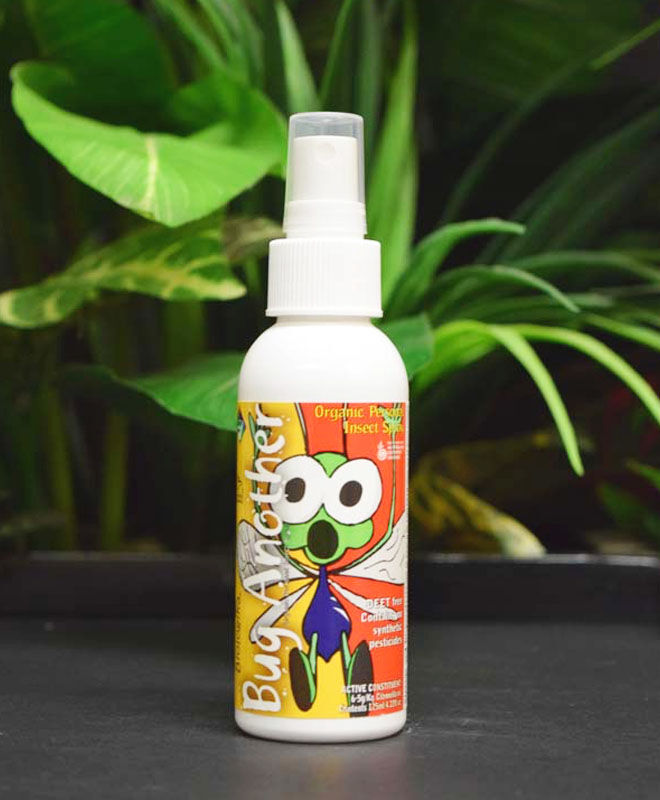 Bug Another organic insect repellent