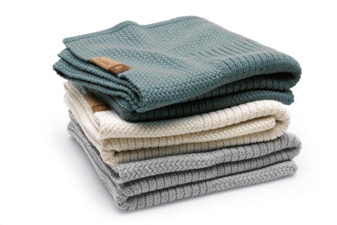 Bugaboo wool pram blanket