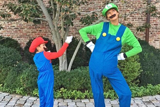Celebrity family Halloween costumes | Mum's Grapevine