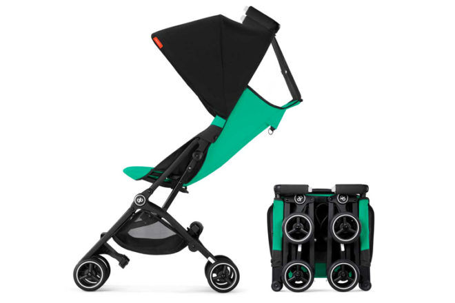 Travel Pram: GB Pockit plus
