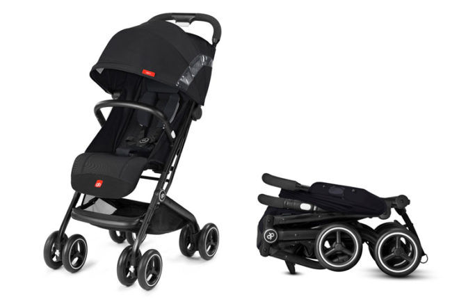 Travel Pram: GB qbit plus