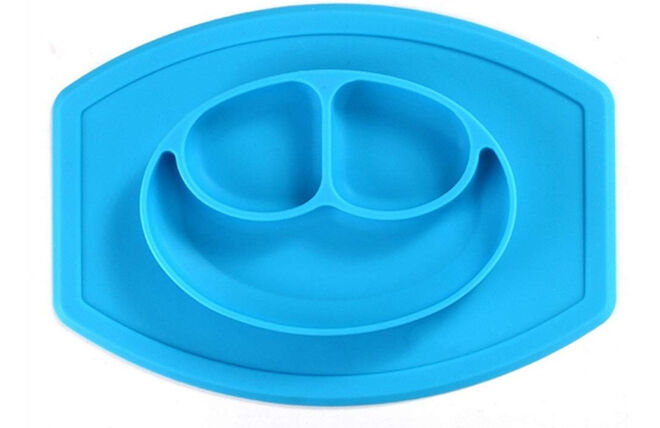 Gelaika Placemat and Divided Kids Plate