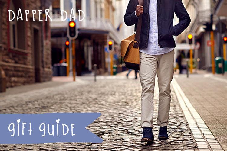 Dapper Dad Gift Guide