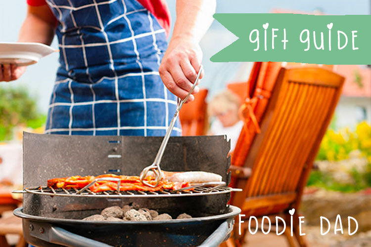 Gift ideas for foodie dads | Mum's Grapevine