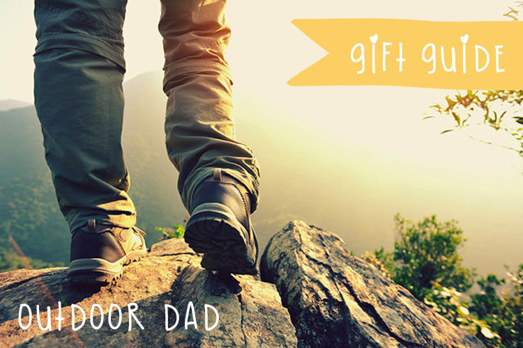 Outdoor Dad Gift Guide