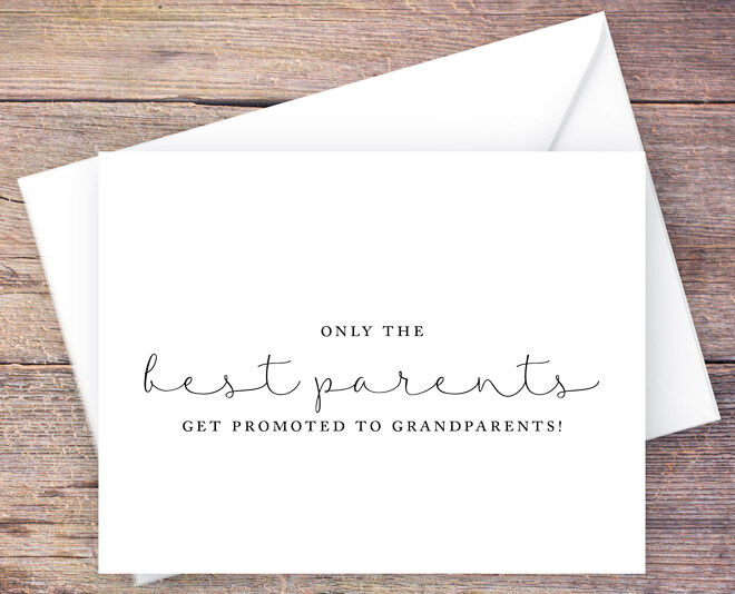 You're going to be a grandparent printable