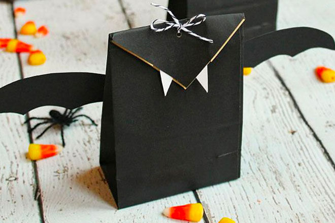 Trick or treat! 25 DIY treat bags for Halloween | Mum's Grapevine