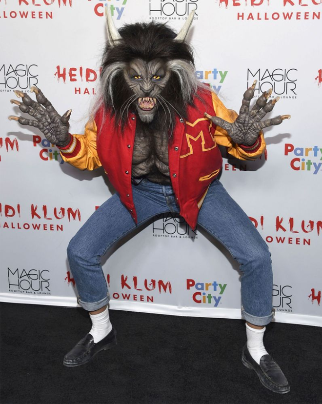 Heidi Klum Thriller