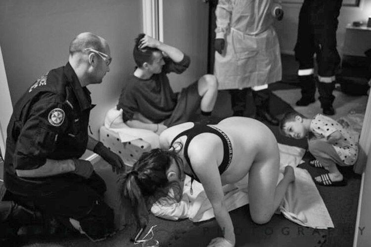 Jeenifer Cladon Homebirth