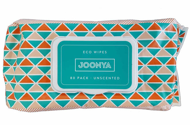 Joonya Eco Wipes review