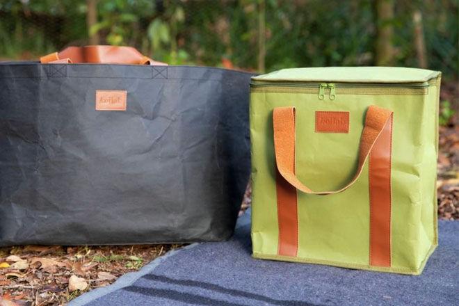 Paper cooler bag, Kollab