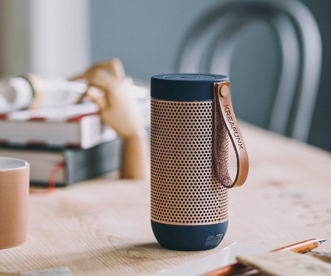 Afunk Bluetooth Speaker, Kreafunk