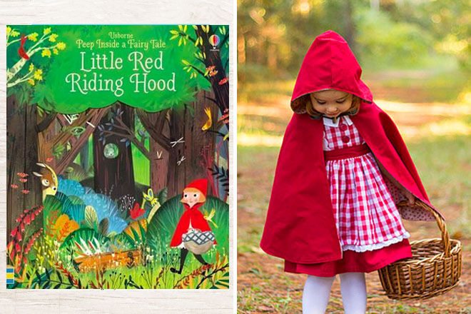 10 classic Book Week Costumes, Little Red Riding Hood | Mum's Grapevine