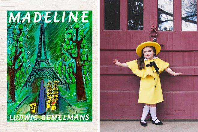 10 classic Book Week Costumes, Madeline | Mum's Grapevine