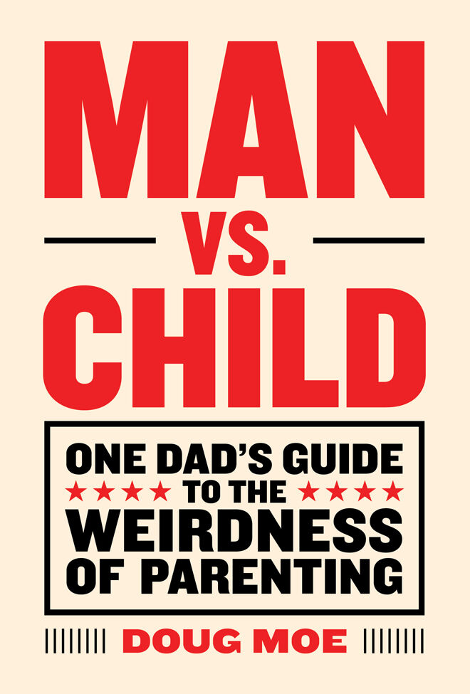 best new dad book man vs child
