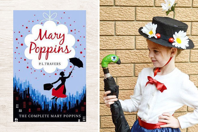 10 classic Book Week Costumes, Mary Poppins | Mum's Grapevine