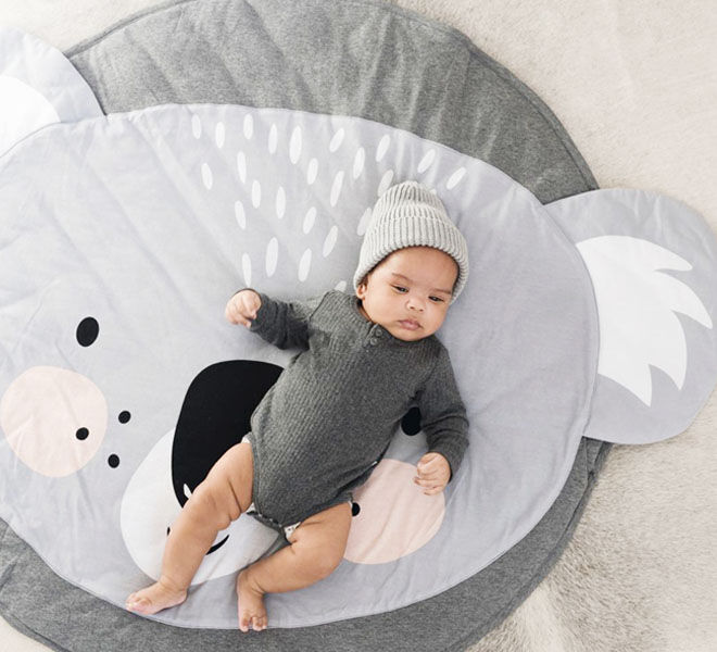 Mister Fly Koala Play Mat