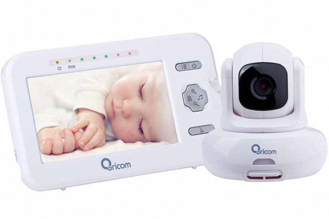 Oricom Secure850 Video baby monitor